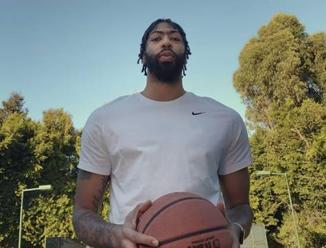 SOURCE SPORTS: Anthony Davis Stars in NBA 'Only Here' Tip-Off Spot