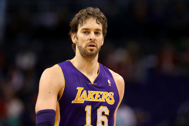 SOURCE SPORTS: Pau Gasol Eyes Return to Lakers to Play Alongside Marc Gasol