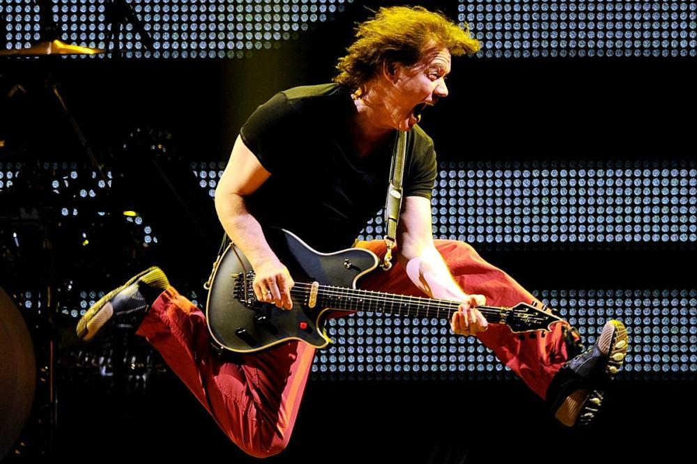 Eddie Van Halen's Cause of Death Confirmed