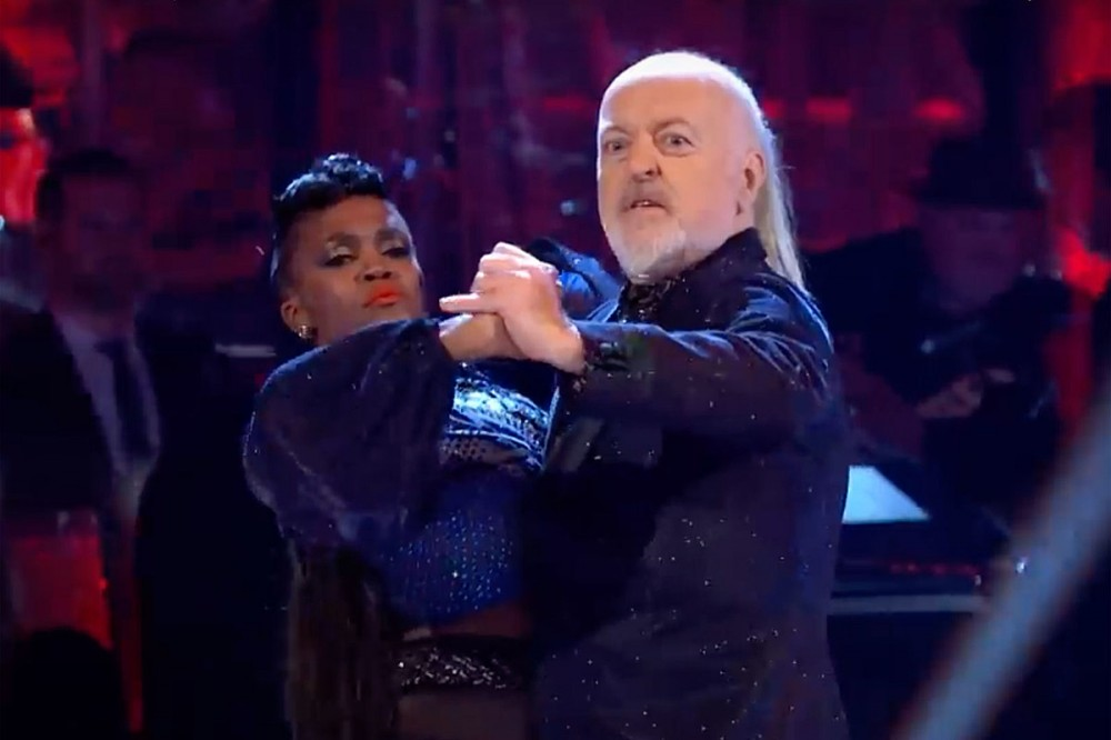 WATCH: British Comedian Bill Bailey Tangos to Metallica's 'Enter Sandman' on 'Strictly Come Dancing'