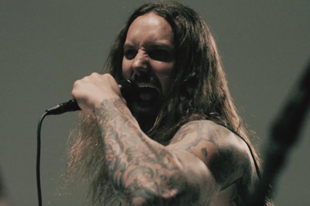 As I Lay Dying's Tim Lambesis Hospitalized After Burn Accident