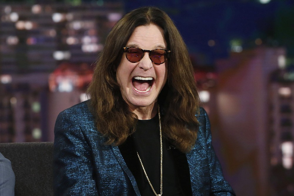 Ozzy Osbourne Halfway Done With New Album, Will Feature Guests