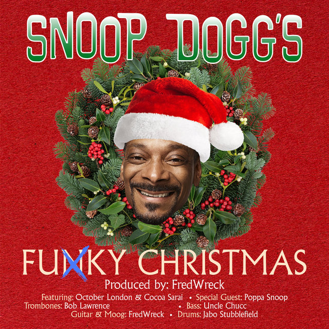 Snoop Dogg Releases Christmas Two Pack 'Funky Christmas'