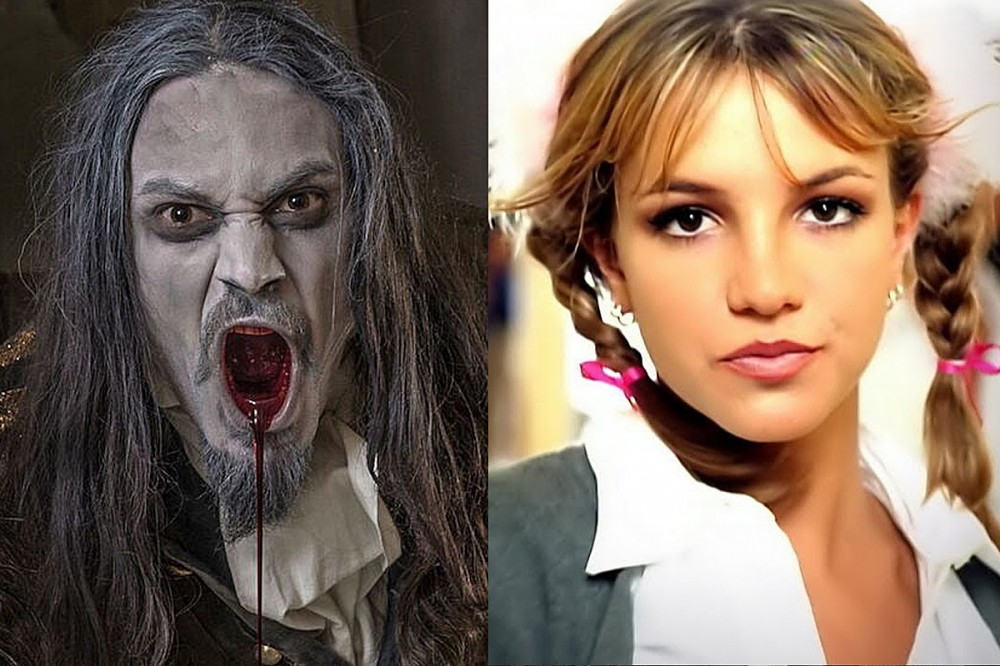 Fleshgod Apocalypse Hilariously Rip Off Britney Spears in New Song