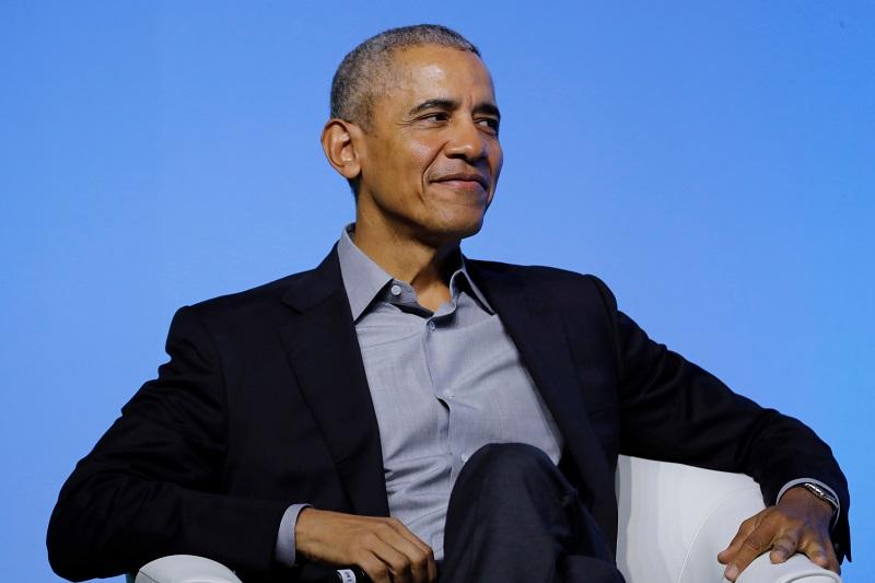 Barack Obama Reveals Malia Obama's Boyfriend Was Quarantined With Them