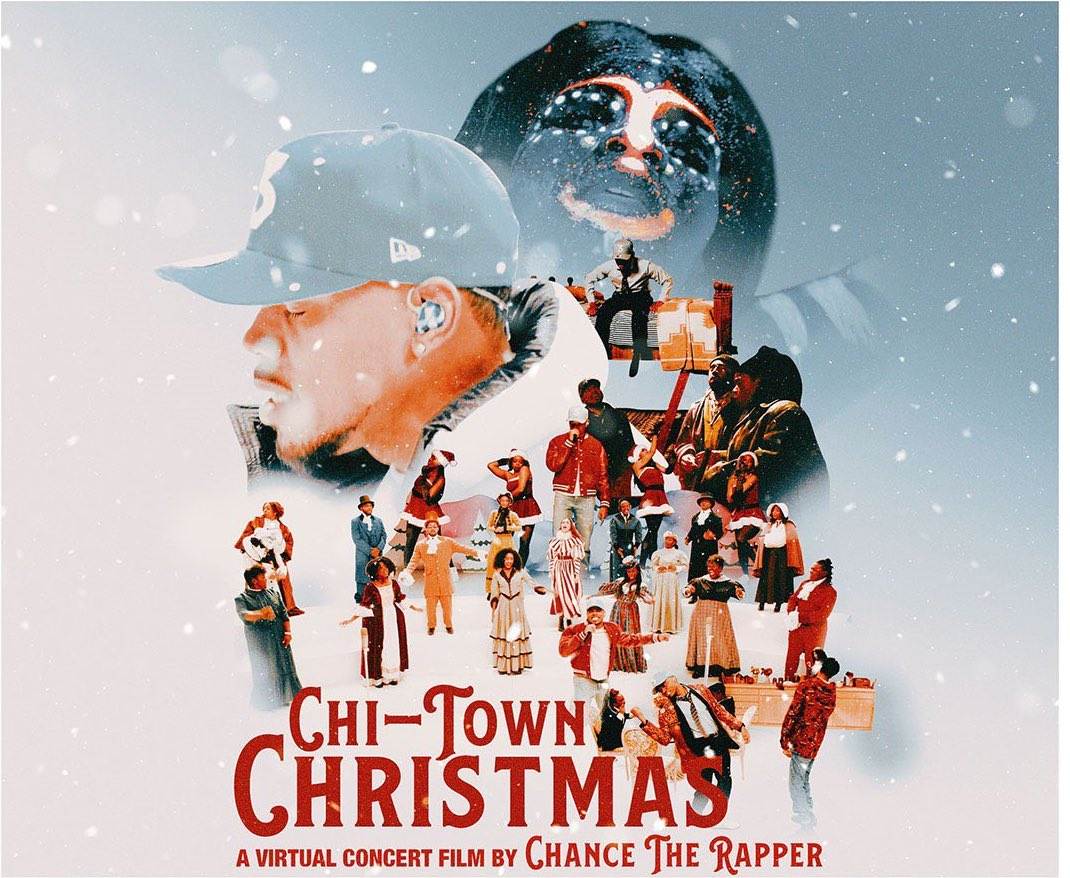 Chance the Rapper Releases Holiday Concert Film 'Chi-Town Christmas'