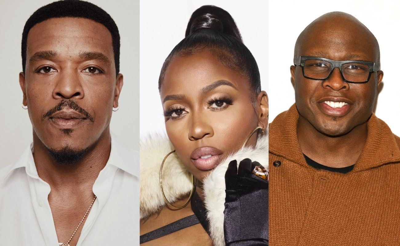 50 Cent's 'Black Mafia Family' Announces Russell Hornsby, Rapper Kash Doll And Steve Harris to Star in Upcoming Starz Series