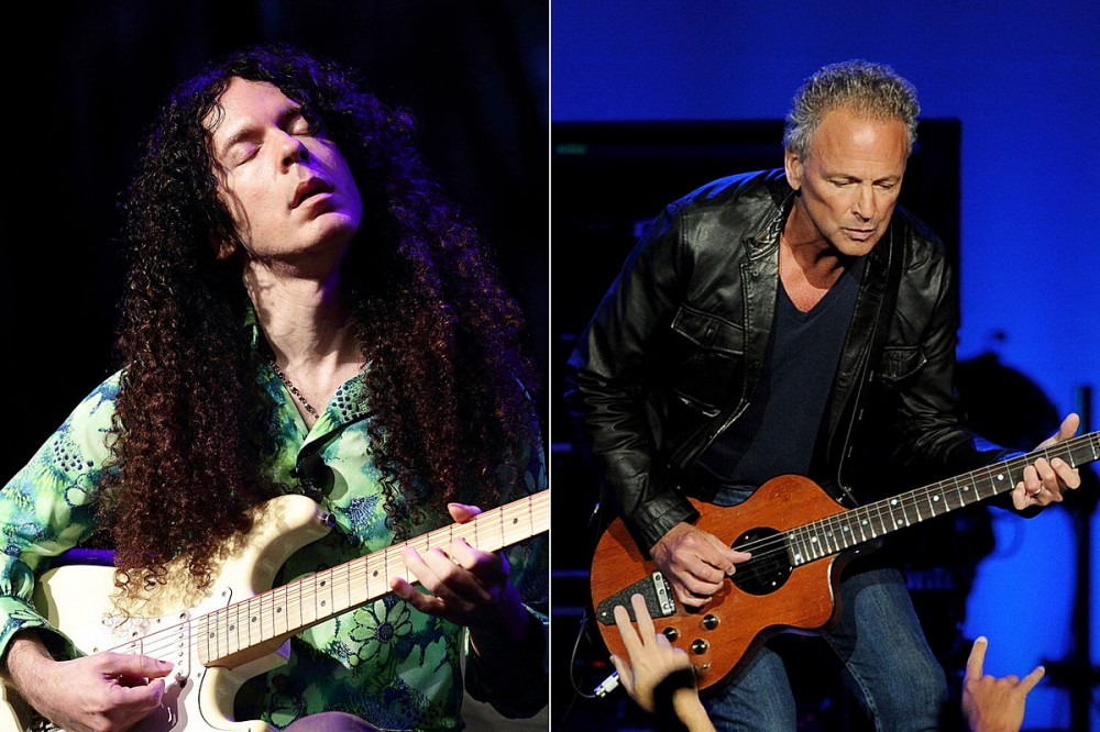 Marty Friedman Cites Lindsey Buckingham as 'One of My Favorite Guitarists in History'