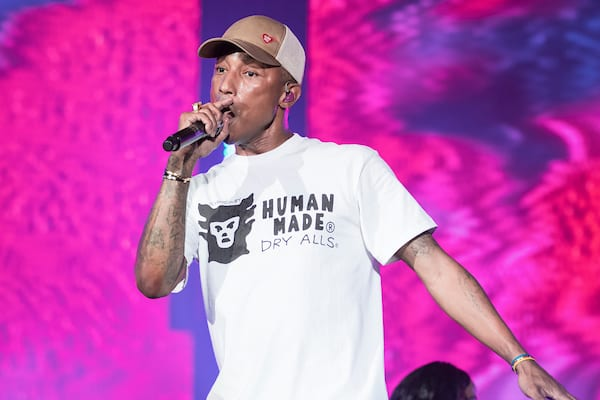 Pharrell on Snitching: 'I'm not built for the jail life'