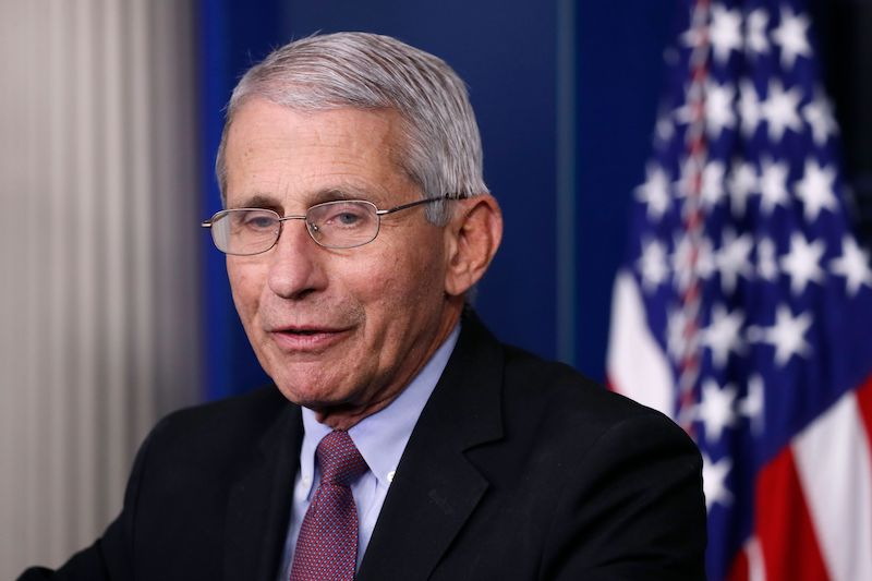 Dr.Fauci Warns New Strand of COVID Could Already Be in America