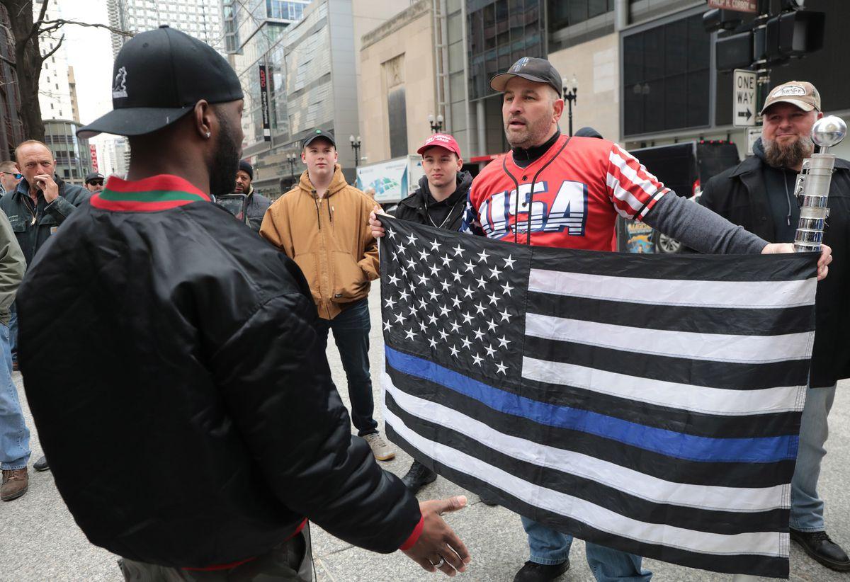 Chicago Officer Faces Dismissal After Racist Social Media Posts Surface