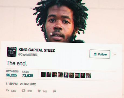 Today in Hip-Hop History: Remembering Pro Era's Capital Steez