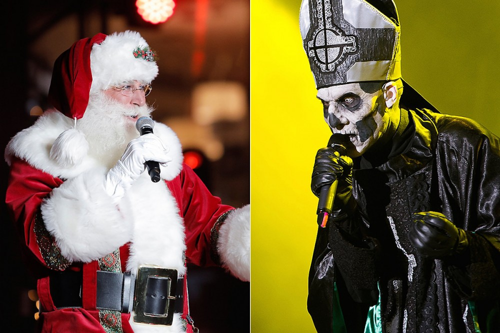 Listen: 8 Holiday Songs in the Style of Ghost
