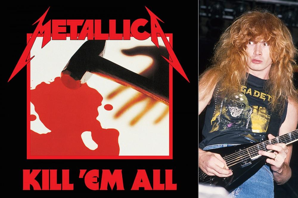 David Ellefson Looks Back: The Day Dave Mustaine First Heard Metallica's 'Kill 'Em All'