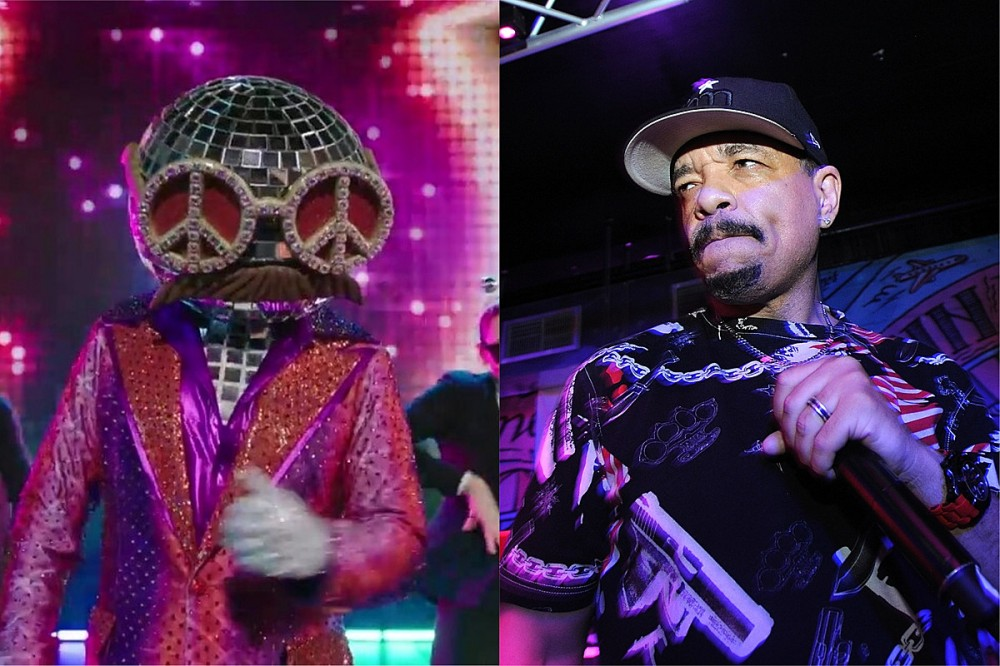 Body Count's Ice-T Is Unmasked as Disco Ball on Fox's 'The Masked Dancer'