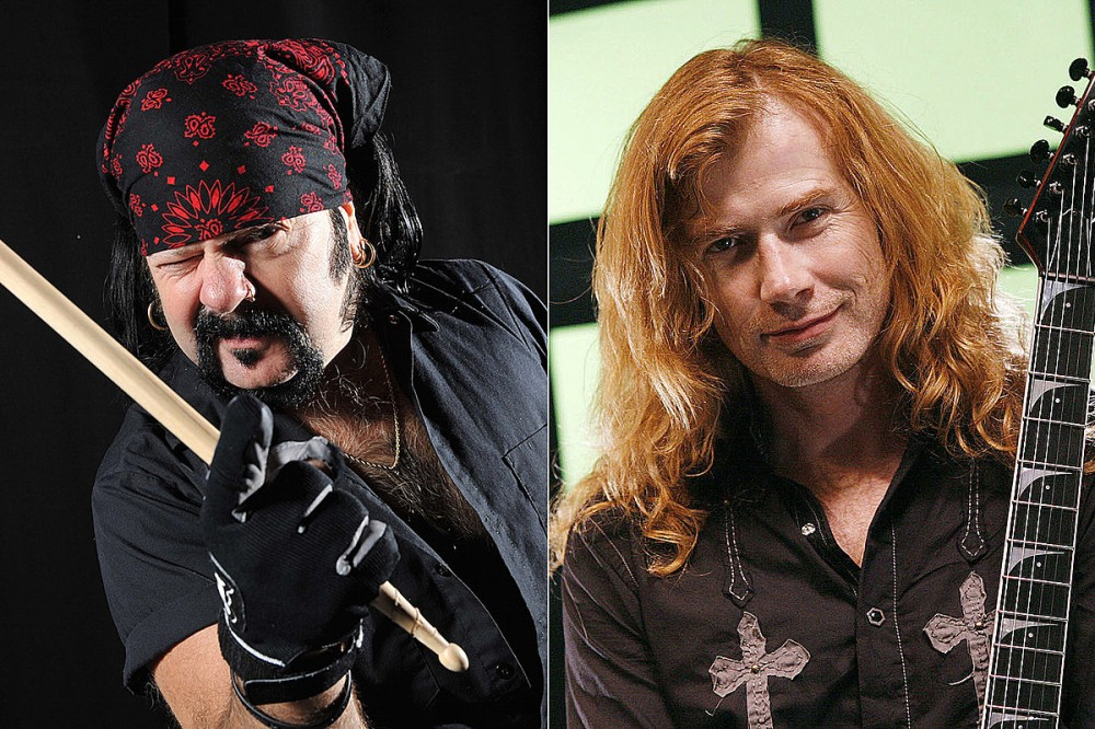 How Vinnie Paul Convinced Megadeth to Open Shows With 'Hangar 18′