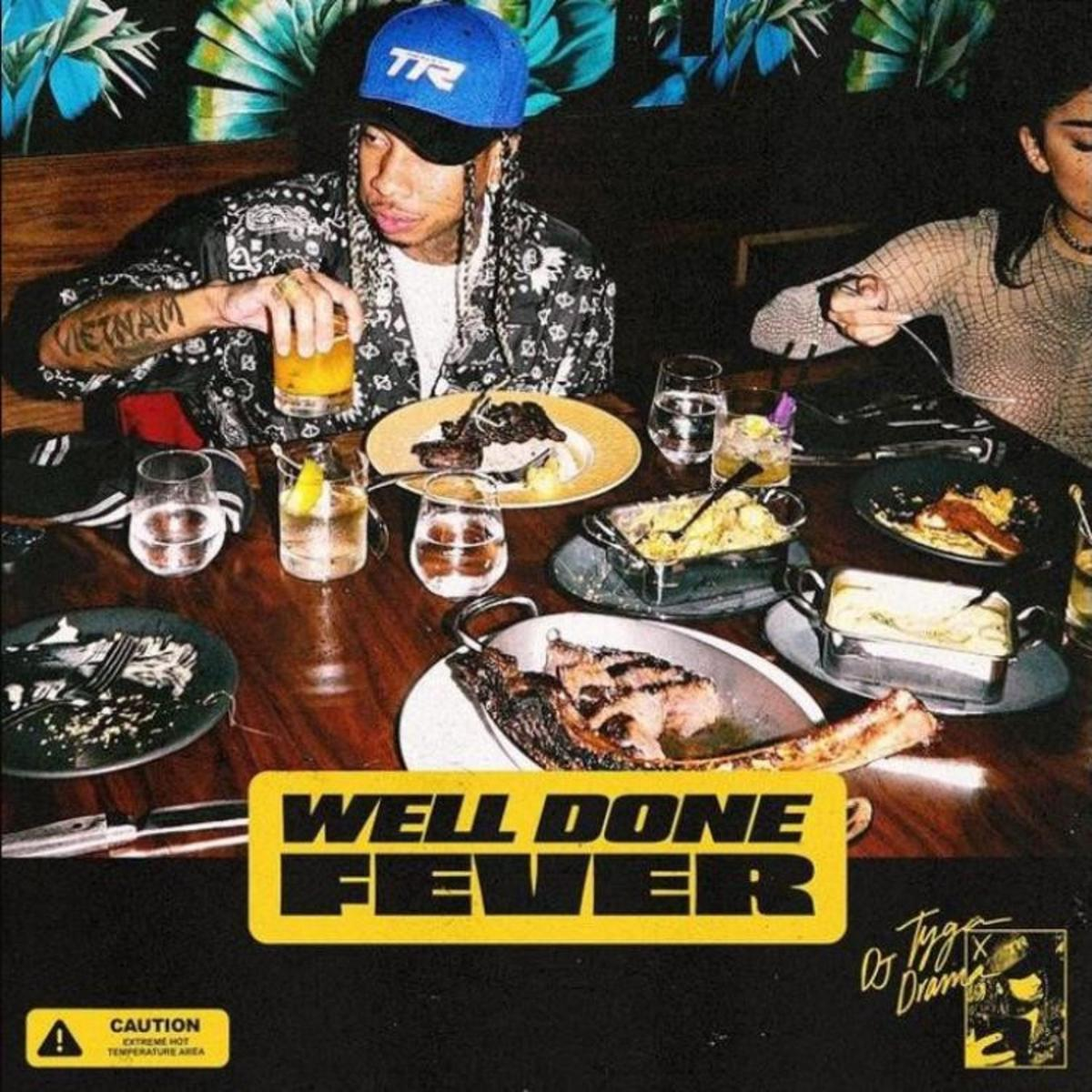"""Tyga Ends The Year With """"Well Done Fever"""""""