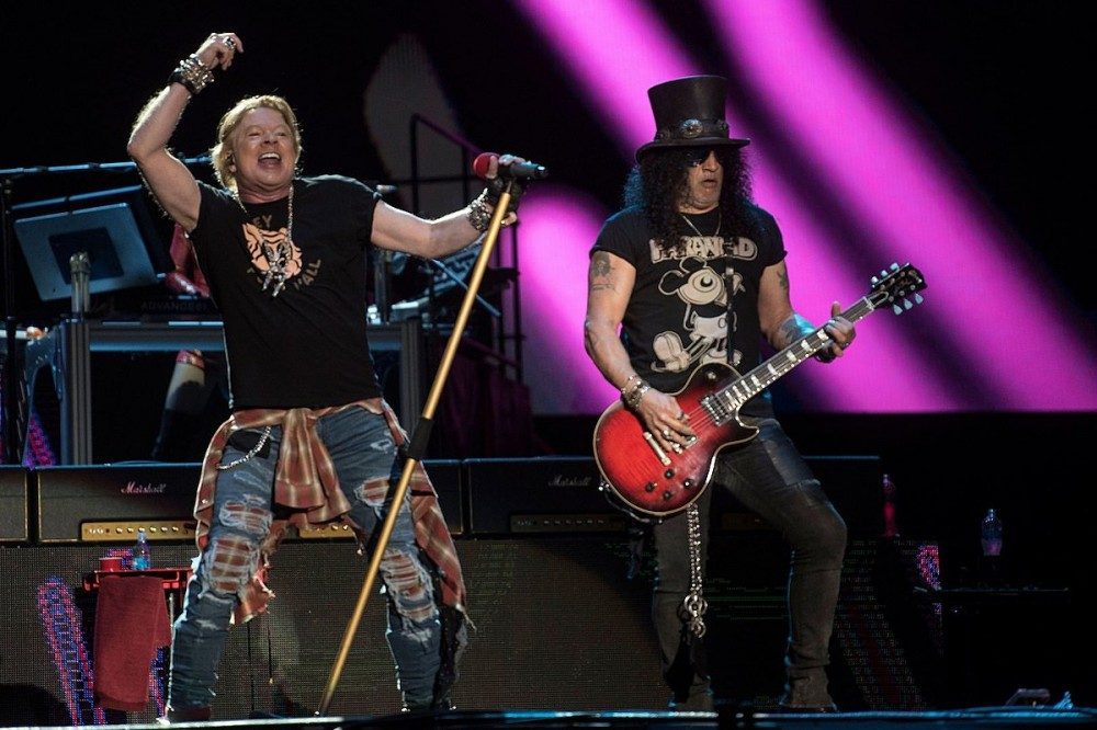 Slash Believes New Guns N' Roses Music Will Come Out in 2021