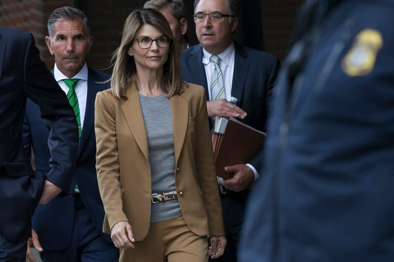 Lori Loughlin Released from Prison After Nearly Two Months