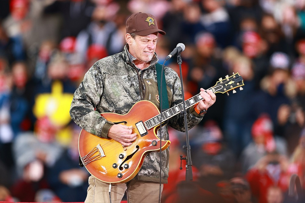 Ted Nugent Says He Will Not Get COVID-19 Vaccine: 'F–k You!'