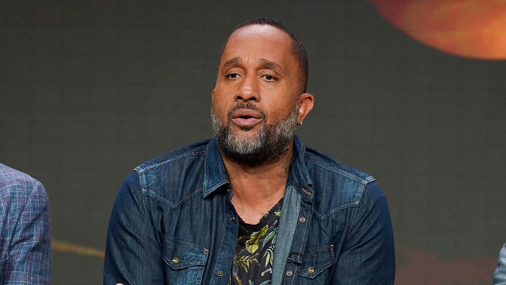 Kenya Barris Files Restraining Order Against His Sister Fearing She's Going To Harm His Children