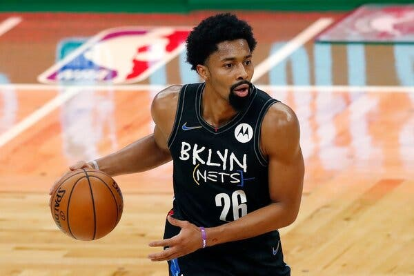 SOURCE SPORTS: Nets' Spencer Dinwiddie Out For the Season With Partially Torn ACL