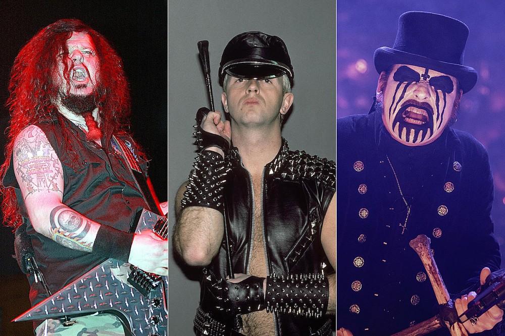 New Year's Eve 1992: Watch Pantera Cover Judas Priest With King Diamond