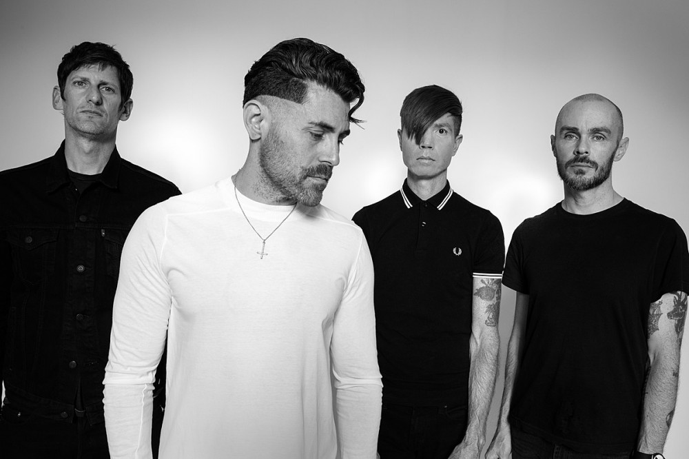 AFI Reveal Plans for New Album This Year