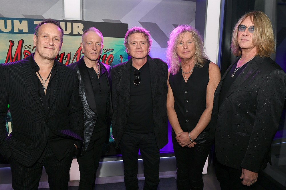 Def Leppard Introduce Online Archive Covering Their Entire Band History