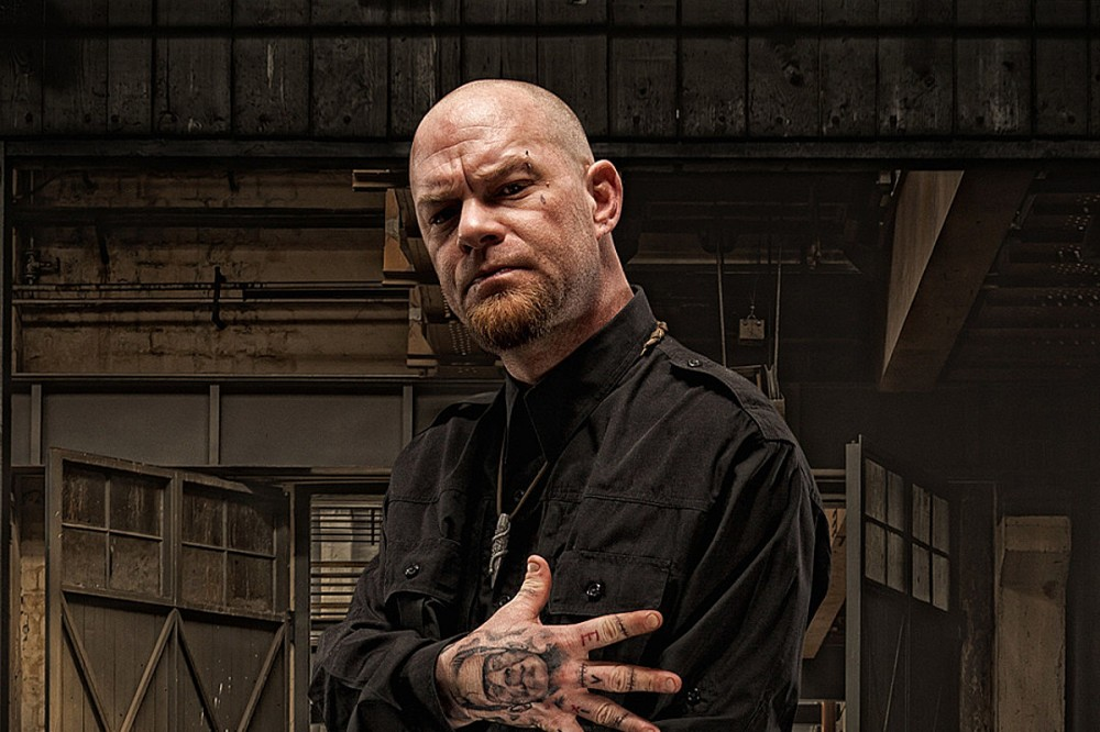 Five Finger Death Punch's Ivan Moody Reveals Plan to Turn Homes Into Addiction Recovery Centers