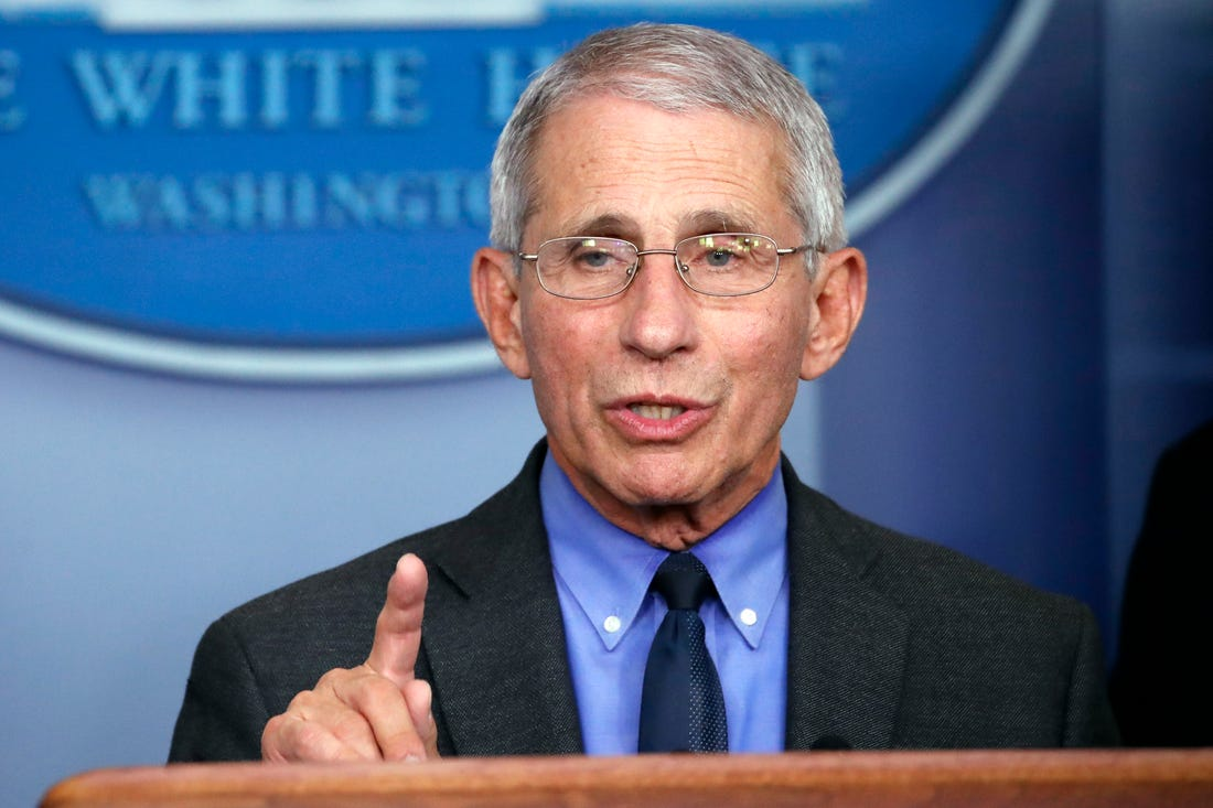 Trump Calls for Credit of Coronavirus Work to be Given to Him and Not Dr. Fauci
