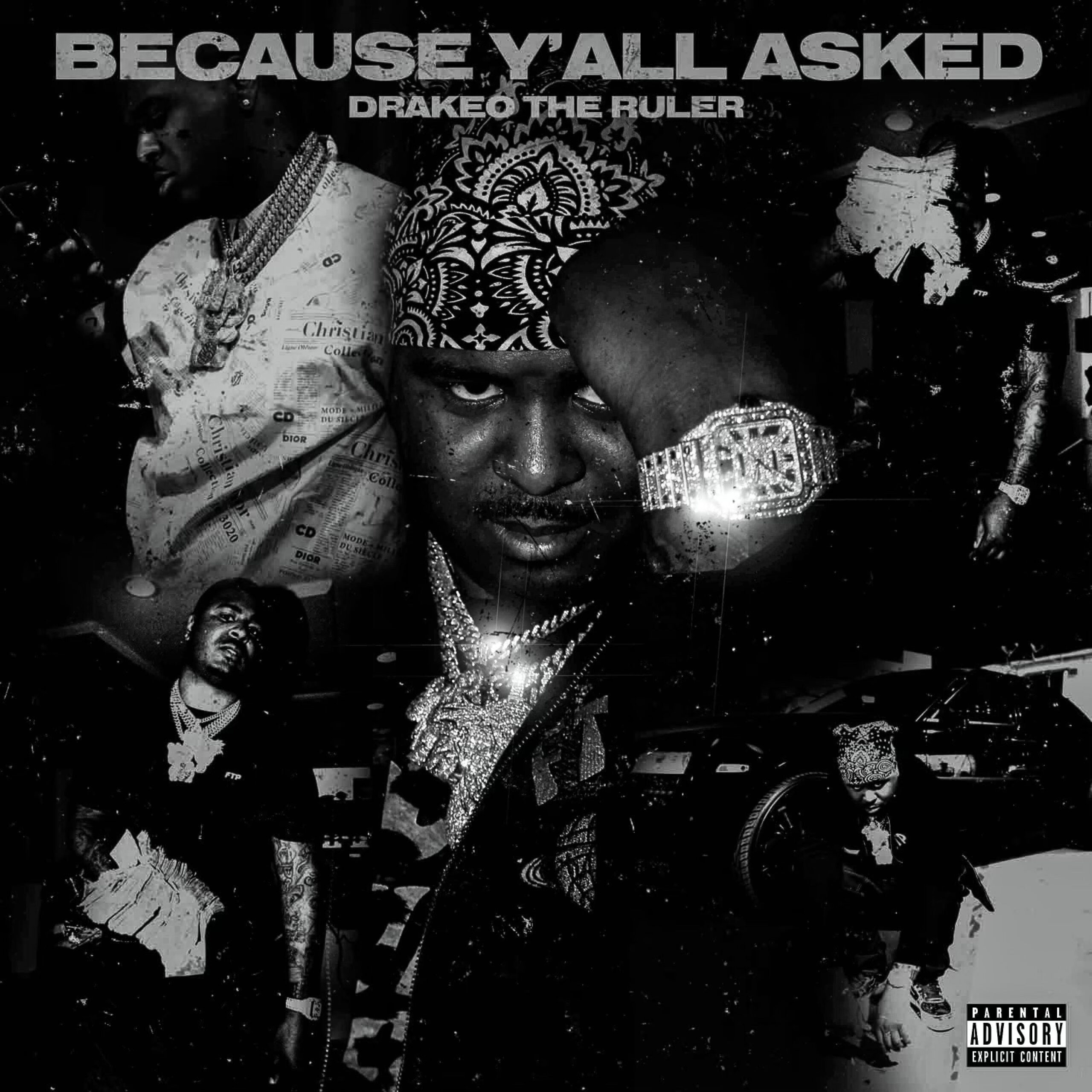 Drakeo The Ruler – Because Yall Asked (Album)