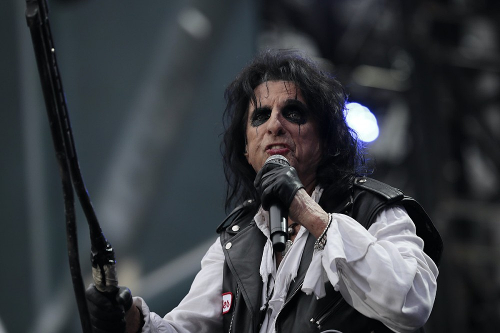 Alice Cooper Wrote a Special Song to Sing for '70s Musician's Son With Cancer