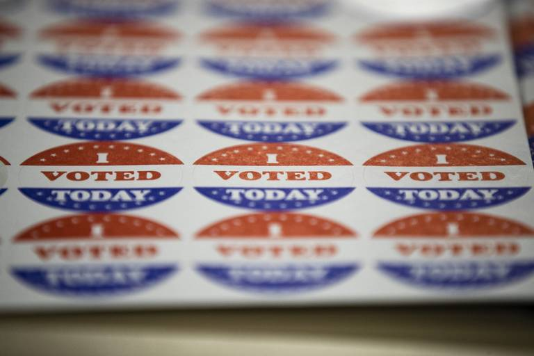 Today Is Georgia's Last Day to Vote in Runoff Election