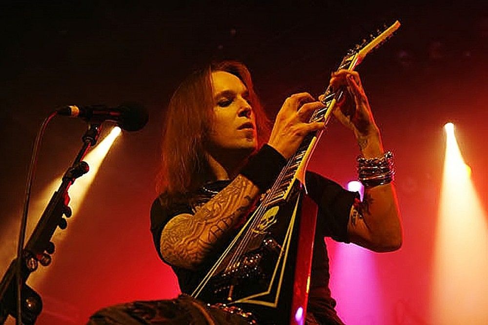 Alexi Laiho's Widow, Kelli, Thanks Fans for Support After Being 'Broken' by His Death