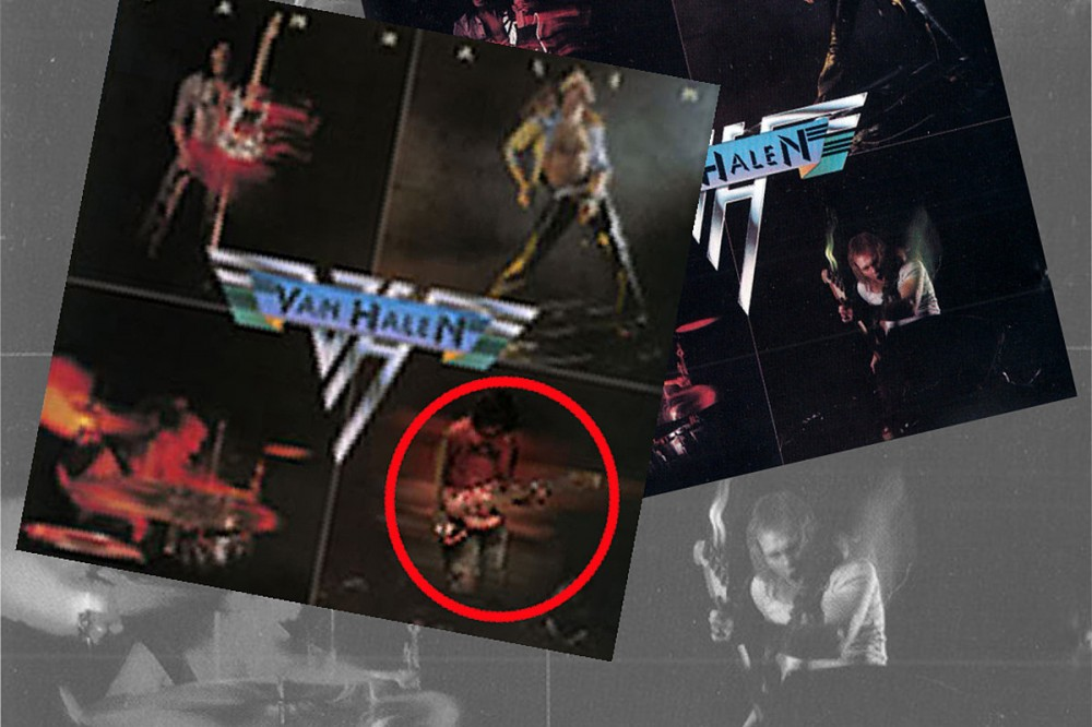 Van Halen Not Responsible for Michael Anthony's Album Art Removal, Wolfgang Says