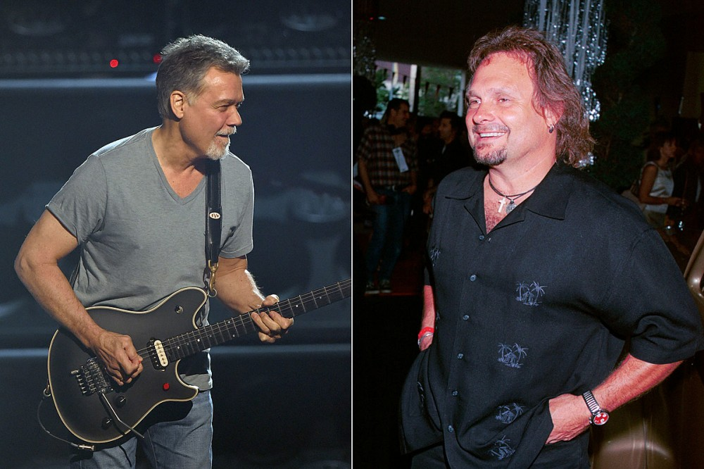 Michael Anthony Reveals He Hadn't Had a Chance to Reconcile With Eddie Van Halen