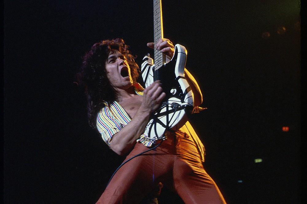 Eddie Van Halen's EVH Company Announces New Guitar Collection to Honor Him
