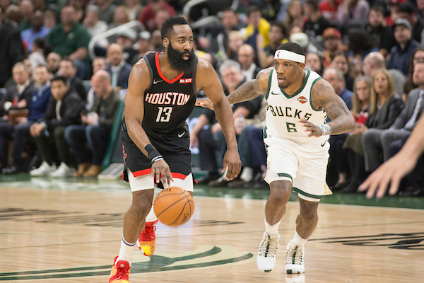 SOURCE SPORTS: James Harden Likely Not To Be Traded By The Rockets This Season