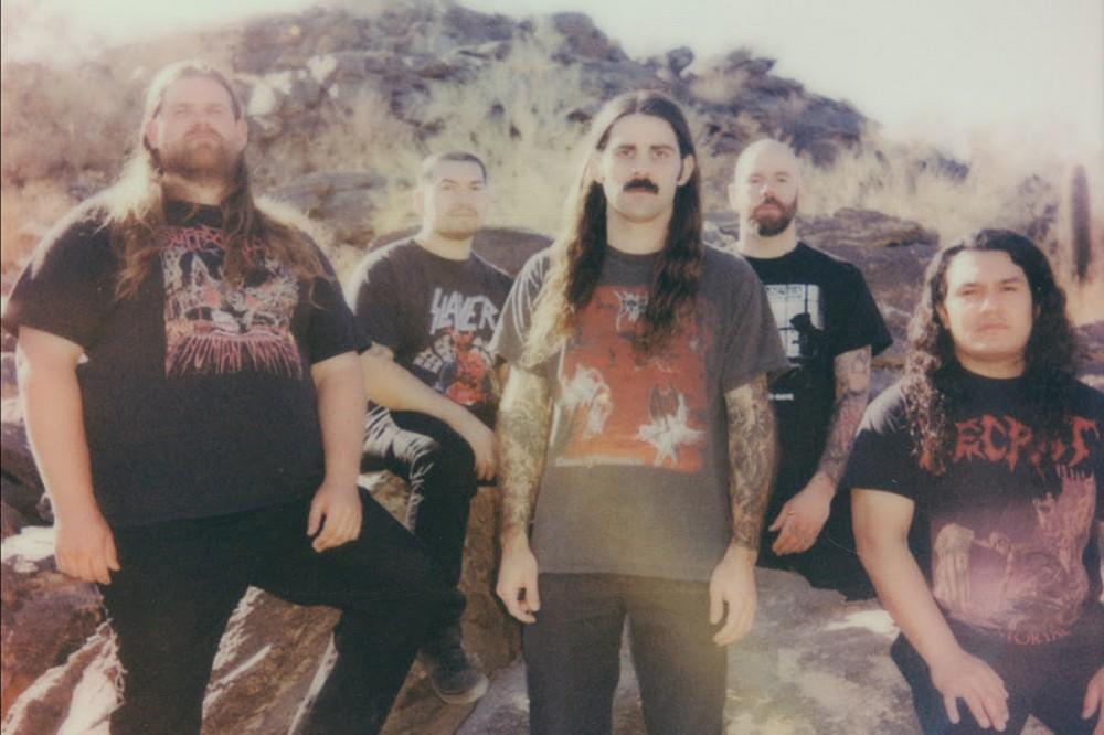 Gatecreeper Announce Surprise Quarantine Album 'An Unexpected Reality'