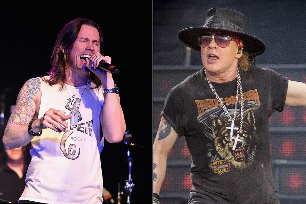 Myles Kennedy Details Relationship With Singing Guns N' Roses Songs