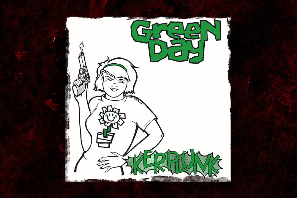 29 Years Ago: Green Day Take a Step Toward Success With 'Kerplunk'