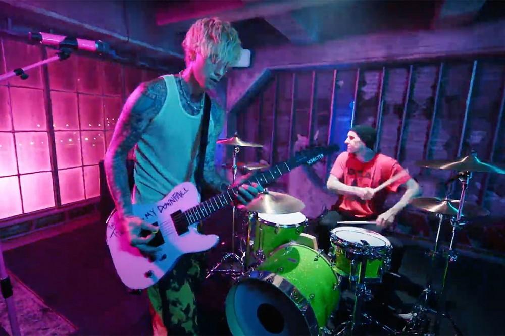 Watch Machine Gun Kelly's 'Downfalls High' Musical in Its Entirety