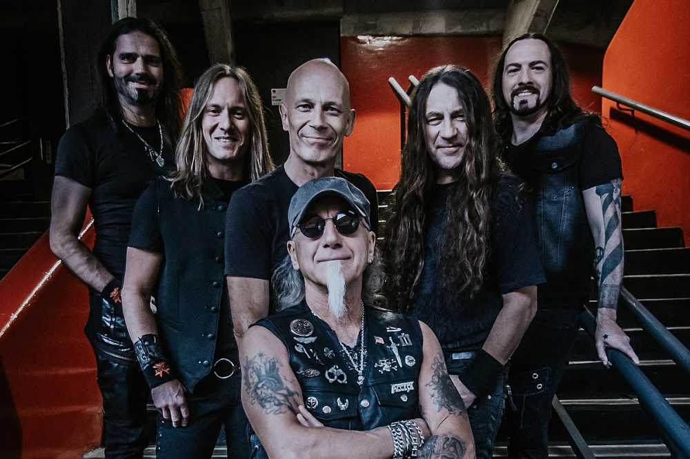 Accept Recorded Part of 'Too Mean to Die' Album With Remote Producer