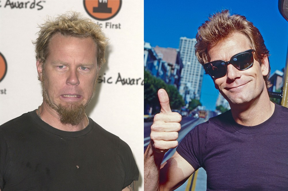 Metallica + Huey Lewis Mashup 'Hip to Be the Sandman' Is a Real Toe-Tapper