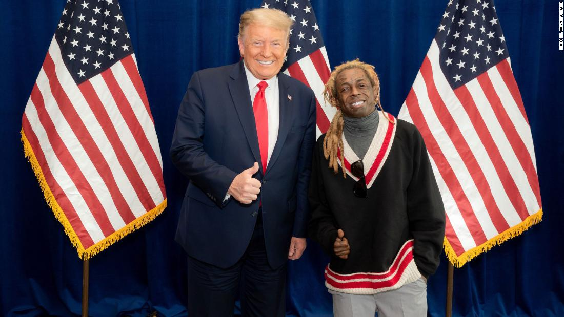 The White House Has Prepared Documents to Pardon Lil Wayne