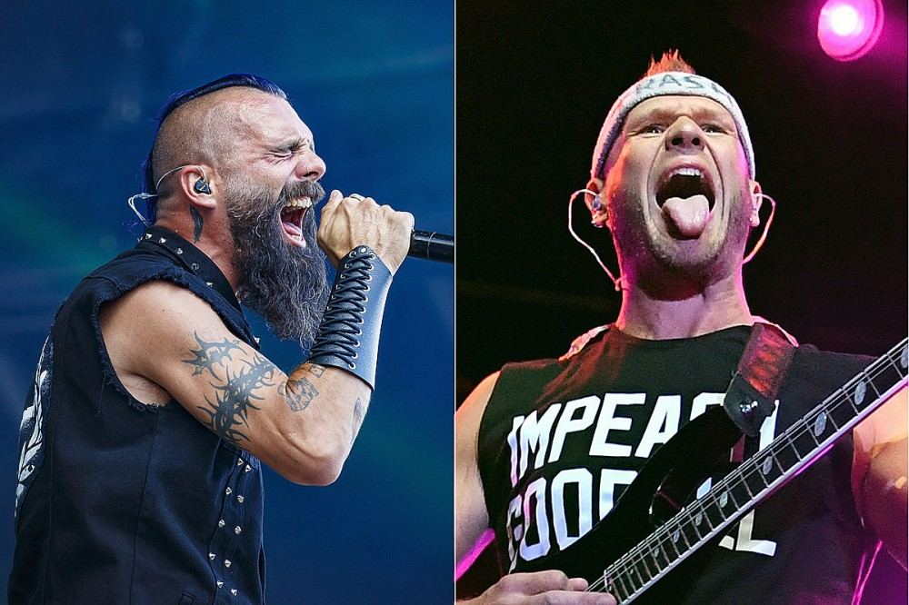 Times of Grace (Killswitch Engage's Jesse Leach + Adam Dutkiewicz) Share First Music Clip in 10 Years
