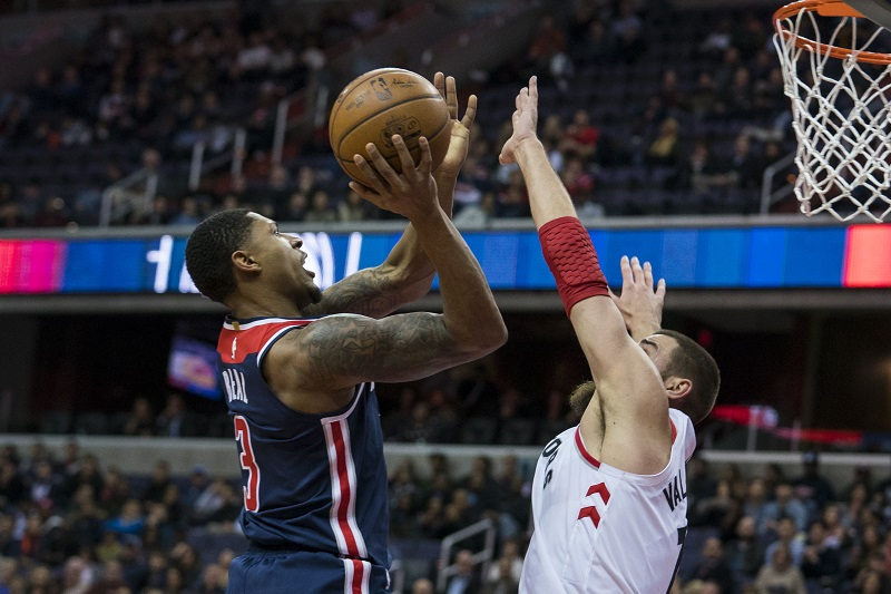 SOURCE SPORTS: Bradley Beal Isn't a Fan Of The Wizards Playing Shorthanded During COVID-19 Outbreak