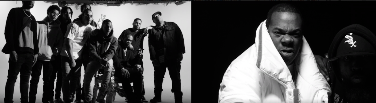 """Busta Rhymes, M.O.P. and CJ Reveal New Visual for """"Czar (Remix)"""""""