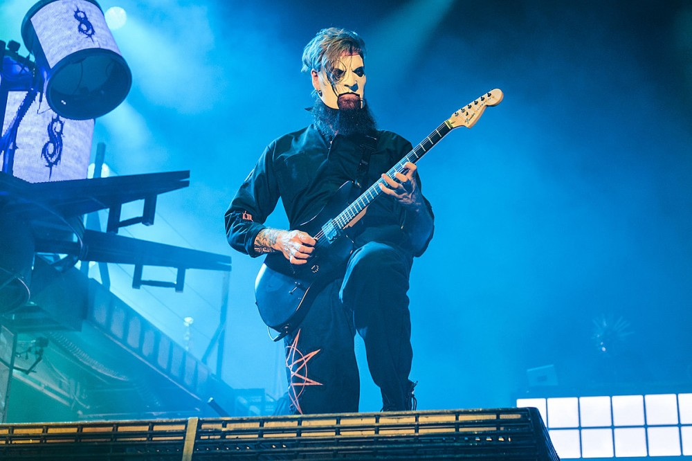 Slipknot's Jim Root Got a Guitar Over 10 Years Ago + Never Opened The Box